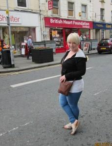 Fiona in Hiwark Scotland