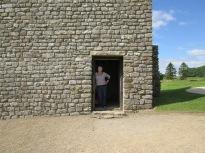 Door to history