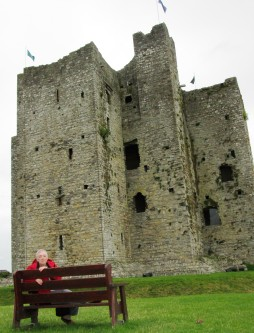 Trim Castle used the the filming of Braveheart