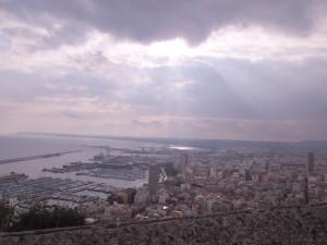 Alicante from the Castle