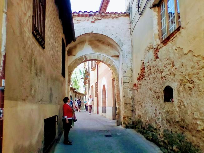 Arch to the Jewish Quarter